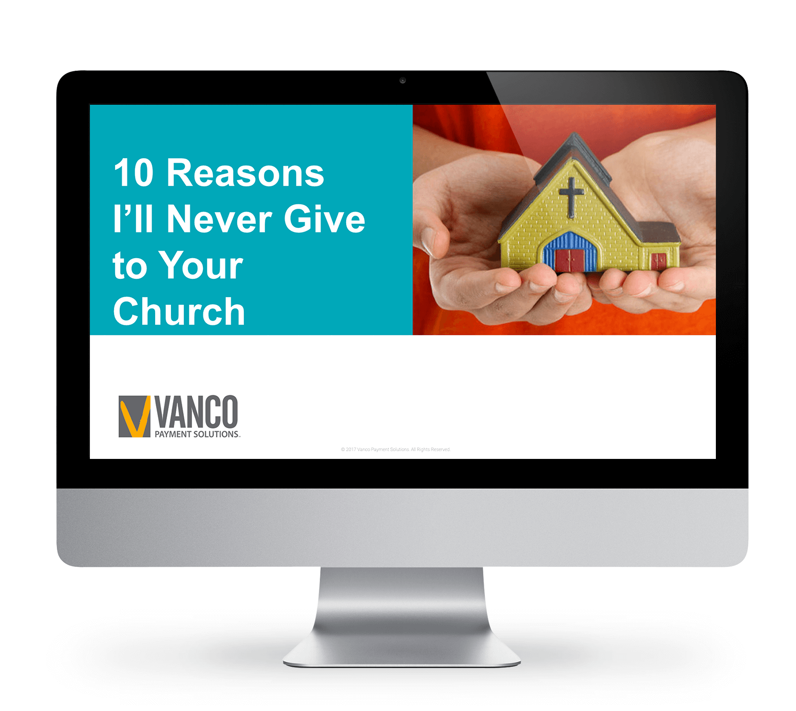 10 Reasons I'll Never Give to Your Church