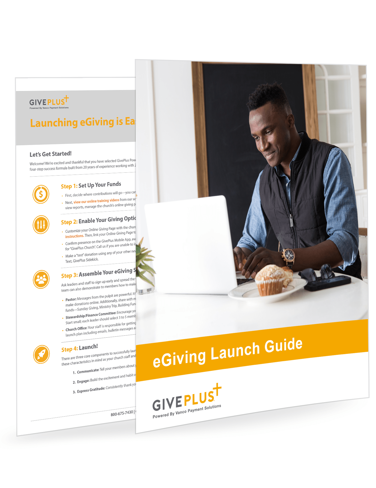 Welcome to eGiving Quick Start Guide