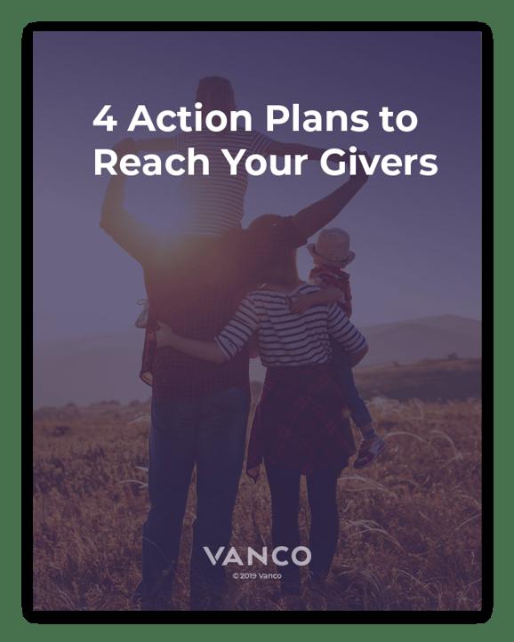 4 Action Plans eBook LP cover