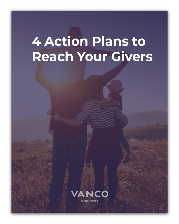 4 Action Plans eBook LP cover