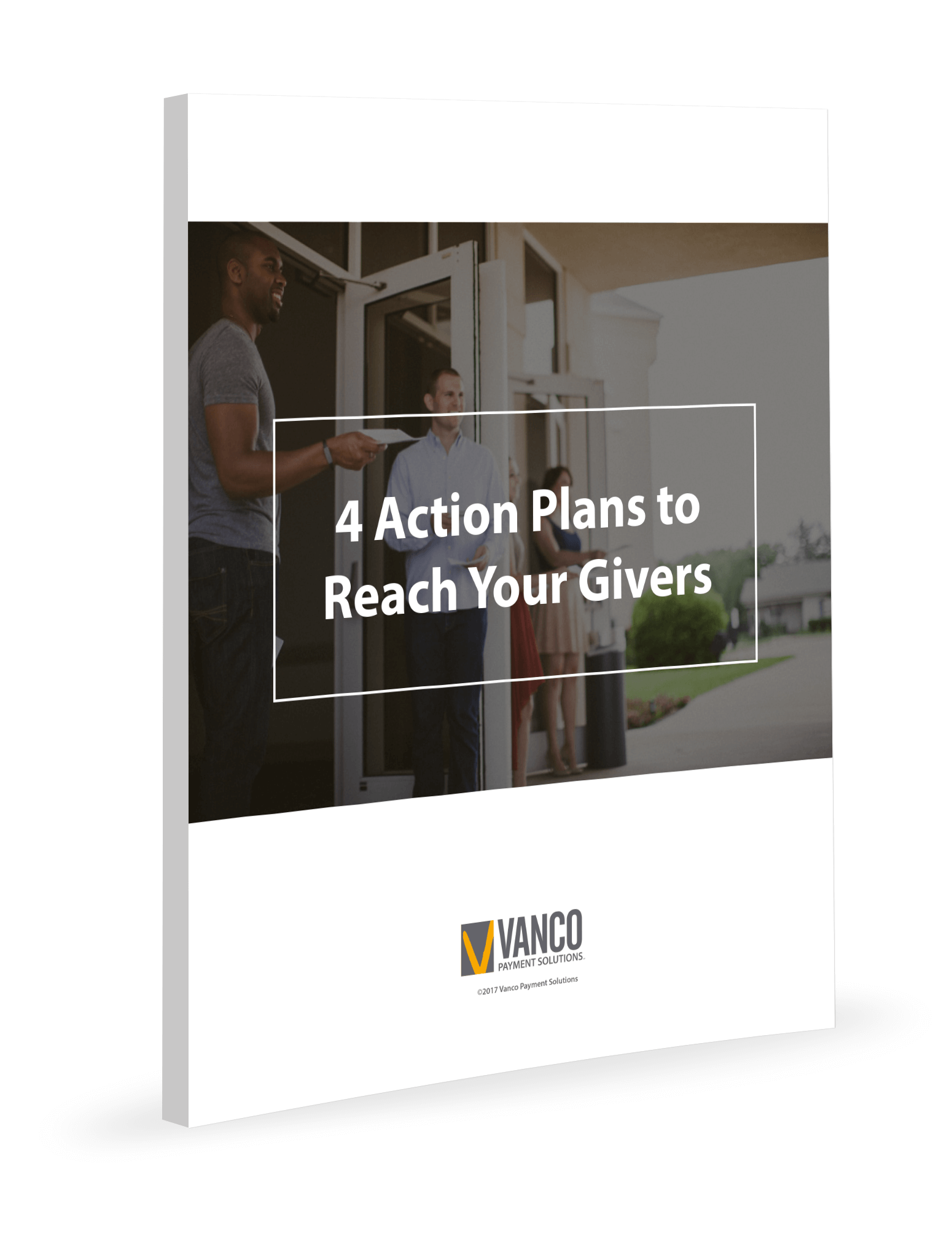 4 Action Plans to Reach Your Givers Today