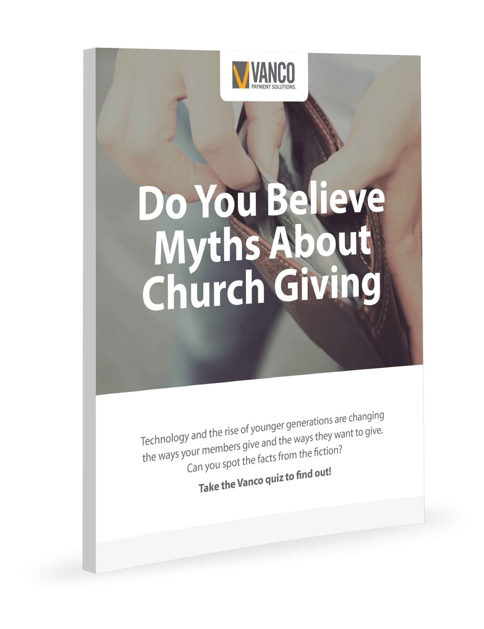 Do you believe myths about church giving
