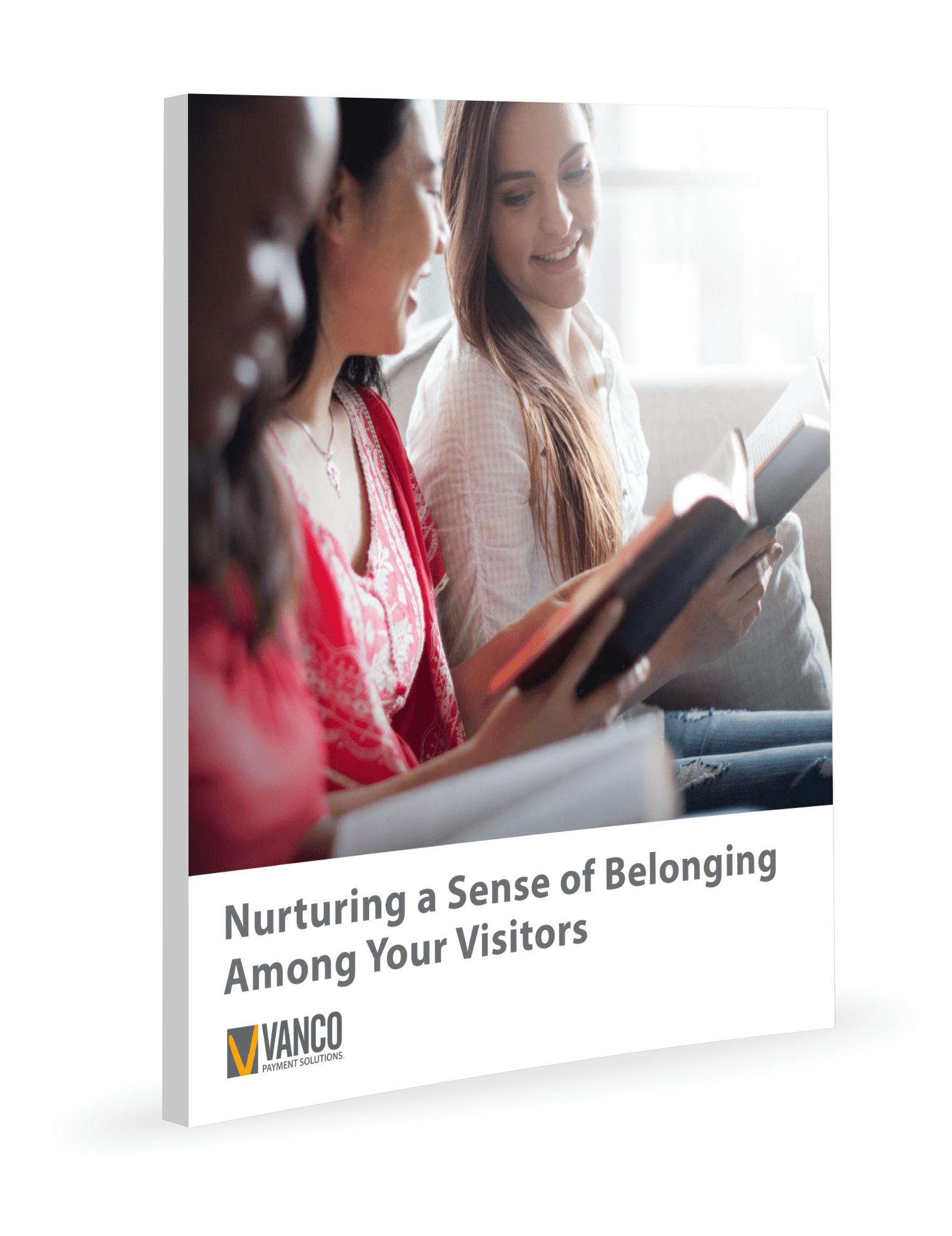 Nurturing a Sense of Belonging