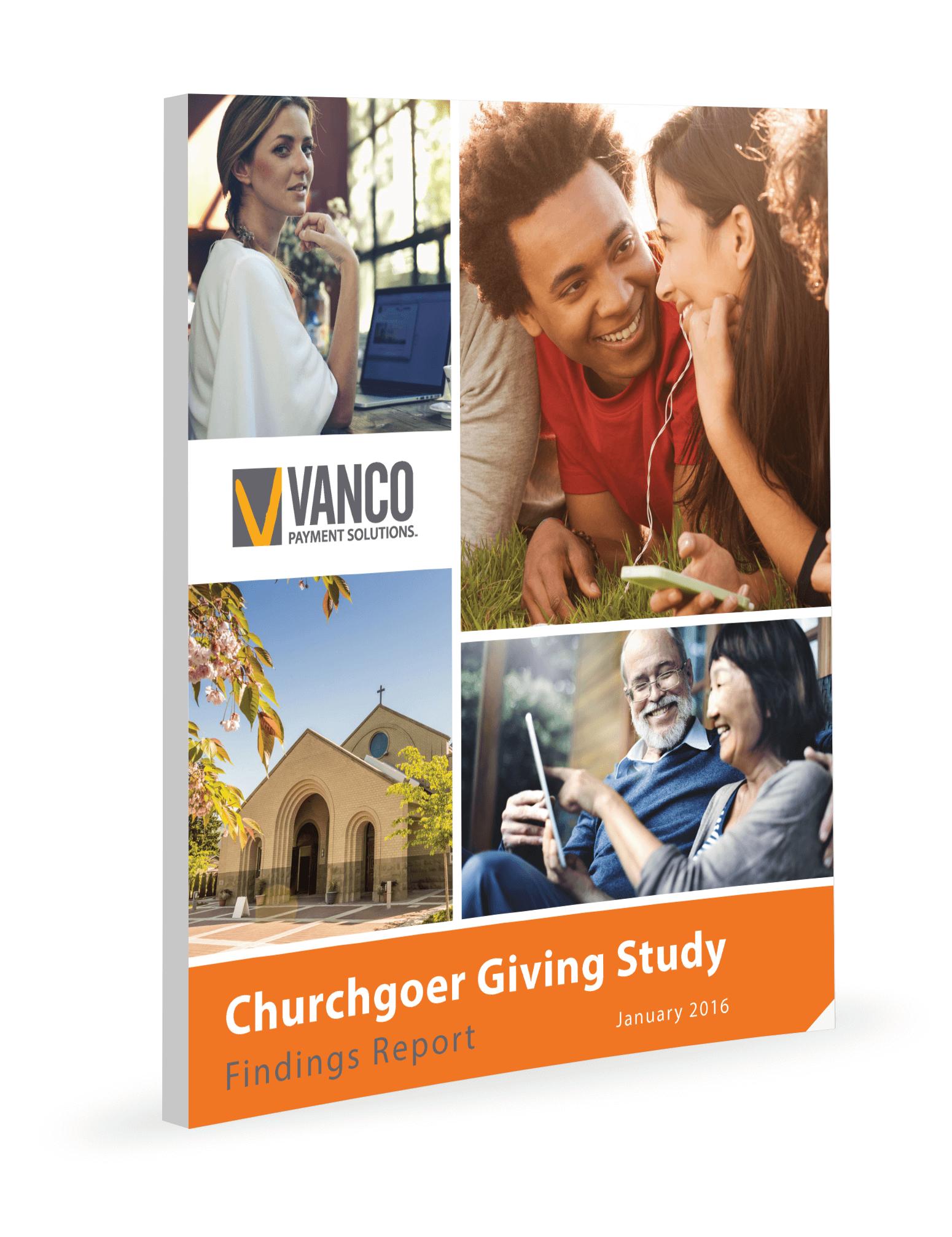Churchgoer Giving Study Findings Report