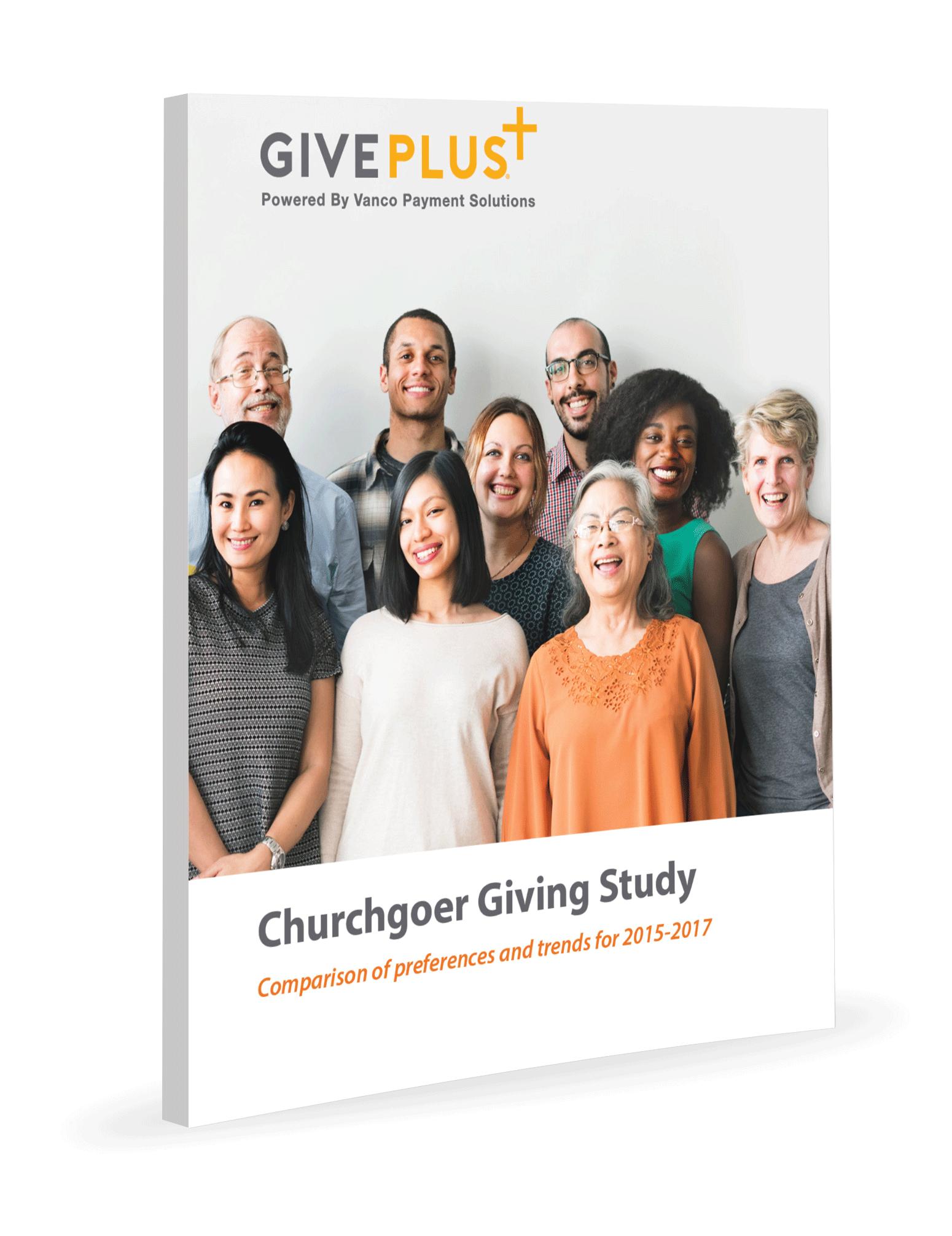 Churchgoer Giving Study Findings Report 2015-2017