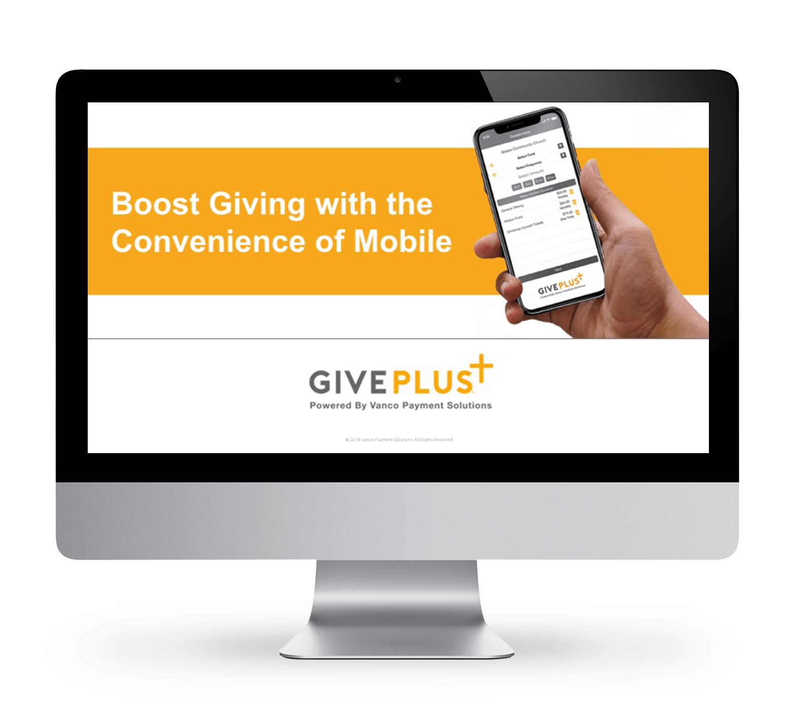Boost Giving with the Convenience of Mobile