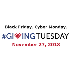 Giving Tuesday Stacked with Date
